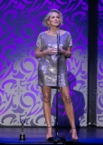 Sharon Stone honored at the Women's Choice Award Show