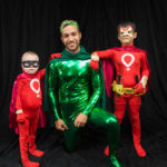 Pete Wentz at Superheroes for Kids