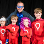 Clark Gregg at Superheroes for Kids