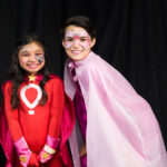 Brianna Hilderbrande at Superheroes for Kids