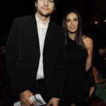 Ashton Kutcher & Demi Moore at Free the Slaves