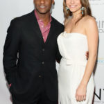 Blair Underwood and Maria Menounos