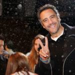Brad Garrett at the Winter Wonderland Suite
