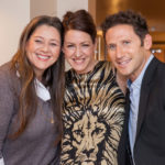 Camryn Manheim, Joely Fisher and Mark Feuerstein