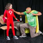 Donald Faison at Superheroes for Kids