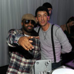 Jermaine Dupri and Clinton Sparks