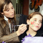 Jessica Biel at CHLA for the Make a Difference Network