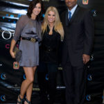 Jessica Simpson and Warren Moon