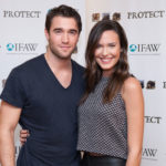 Josh Bowman and Odette Annable