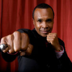 Sugar Ray Leonard at Life Saving Lives